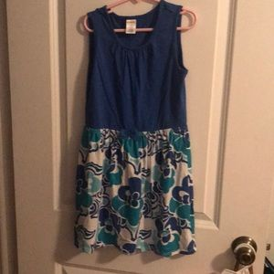 Young girls summer dress size 8